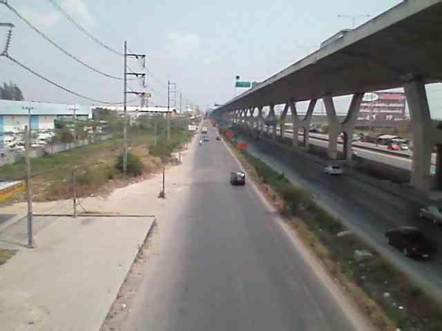 Bangna Bangpakong Road Bang Na Expressway