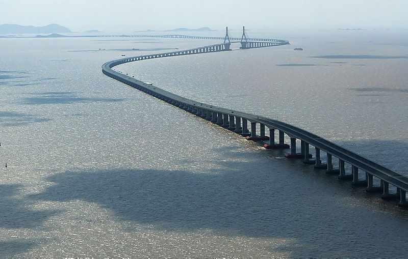 Donghai Bridge Donghai Bridge