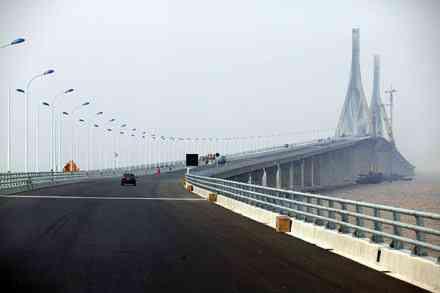 Donghai Bridge3 Donghai Bridge