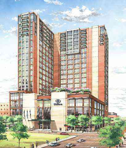 Hilton Austin Hotel Hilton Austin Hotel