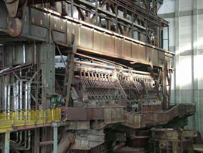 Siemens Martin steel oven Modern Steel Making
